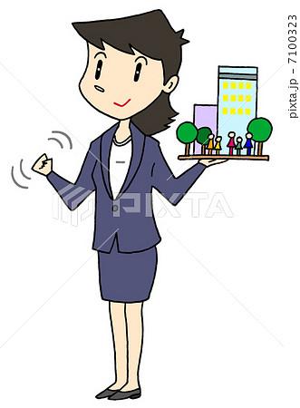 女性起業家 7100323