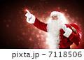 サンタ サンタクロース 男の写真 7118506