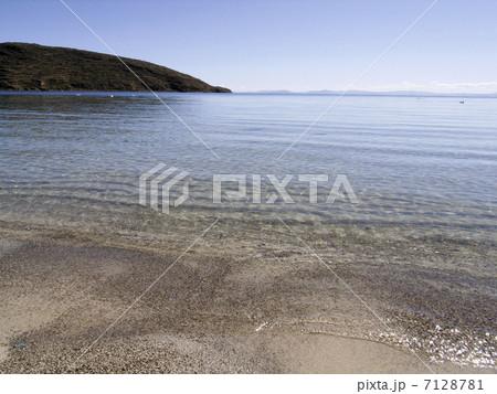 ティティカカ湖 7128781