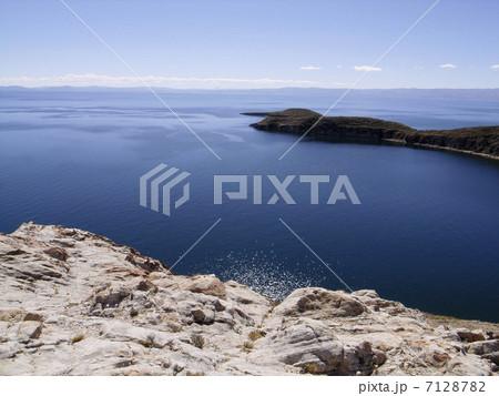ティティカカ湖 7128782