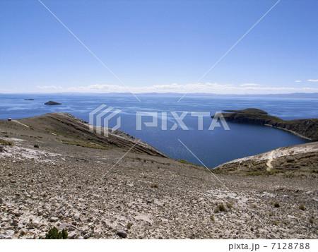 ティティカカ湖 7128788