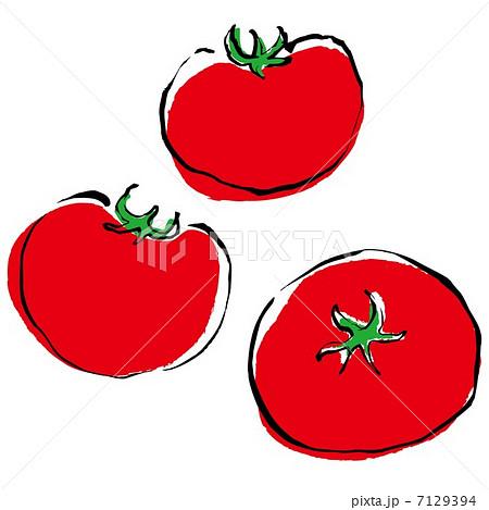 トマト イラストのイラスト素材 7129394 Pixta