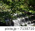 滝沢川 川 清流の写真 7138710