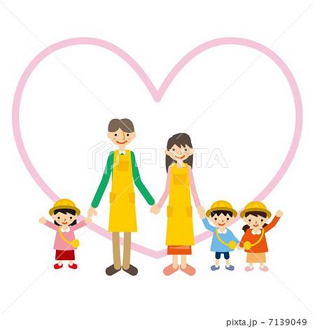 幼稚園の先生のイラスト素材 ... : 幼児 イラスト : イラスト