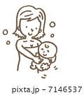 入浴 7146537