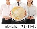 地球儀 地球 ビジネスの写真 7148041