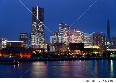 横浜夜景2 7158346