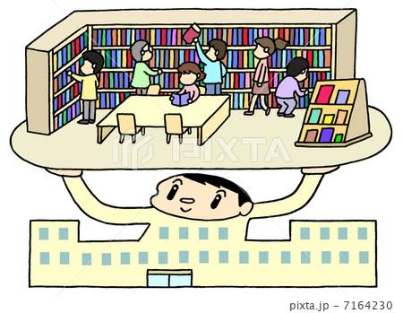 図書館民営化 7164230