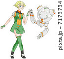 Dance With Robot  7173734