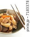 筑前煮 食べ物 和食の写真 7183378