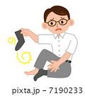 足の臭い男性 7190233