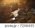竹田市 日没 夕景の写真 7200435