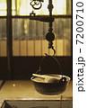 かざり鉤 いろり なべの写真 7200710