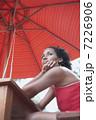 日傘 傘 雨傘の写真 7226906