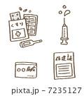 薬 医薬品 医療のイラスト 7235127