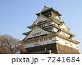 大阪城 7241684