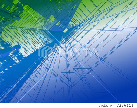 Abstract skyscrapers 7256111