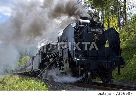 秩父鉄道のSL 7256987