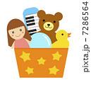 おもちゃ箱 7286564