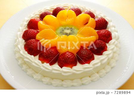 レアチーズケーキ 7289894