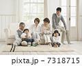 3世代ファミリー 7318715