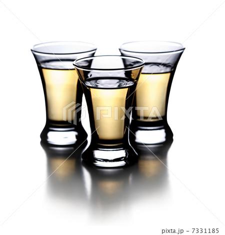 Tequila shotsの写真素材 [7331185] - PIXTA