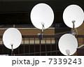 パラボラアンテナ パラボラ アンテナの写真 7339243