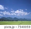 田園風景 7340059