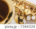 金管楽器 管楽器 アルトサックスの写真 7344324