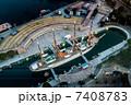 桜木町駅 帆船 日本丸の写真 7408783