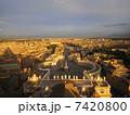 サン・ピエトロ大聖堂からの眺望(バチカン市国) 7420800