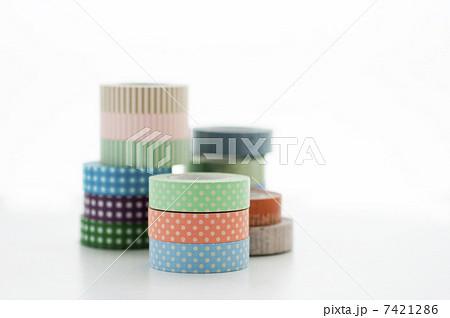 マスキングテープの写真素材 [7421286] - PIXTA