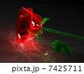 香り 薔薇 バラのイラスト 7425711