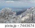 白神岳からの日本海 7443674