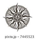 羅針盤 ベクター 方位のイラスト 7445523
