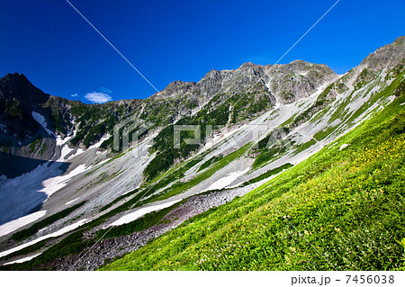 山岳 7456038
