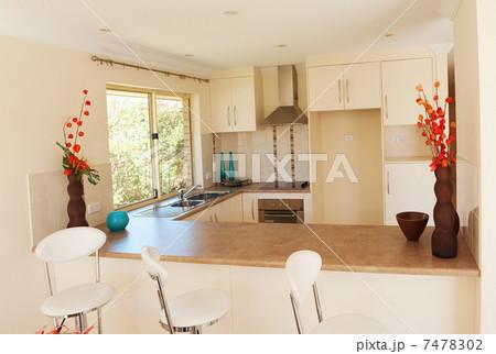 light kitchenの写真素材 [7478302] - PIXTA