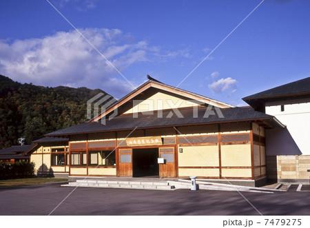 山寺芭蕉記念館の写真素材 [7479...