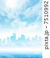都市風景CG 7510992