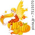 妖精 女の子 女子のイラスト 7515070