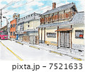 レトロな町⑧ 7521633