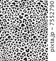 アニマル柄 模様 パターンのイラスト 7552790