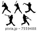 打撃フォーム02 7559488