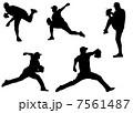 投球フォーム01 7561487