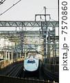 上越新幹線 あさま 山手線の写真 7570860