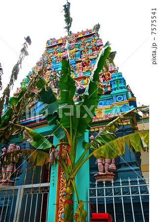 スリ・マリアマン寺院(チャイナタウン・サウスブリッジロード244番地/シンガポール) 7575541