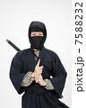 男性 人物 忍者の写真 7588232