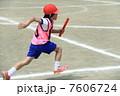 リレー バトン 小学生の写真 7606724