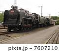 梅小路蒸気機関車館 C62 機関車の写真 7607210