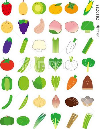 野菜果物セット 7610758